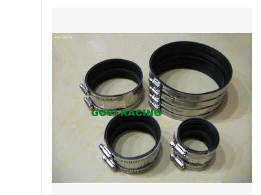 Stainless Steel Tube Bank Clamps for PVC Pipe Water Hose