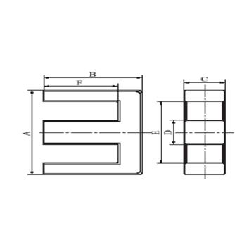 Ee13-5-10 Ferrite Core for Transformer