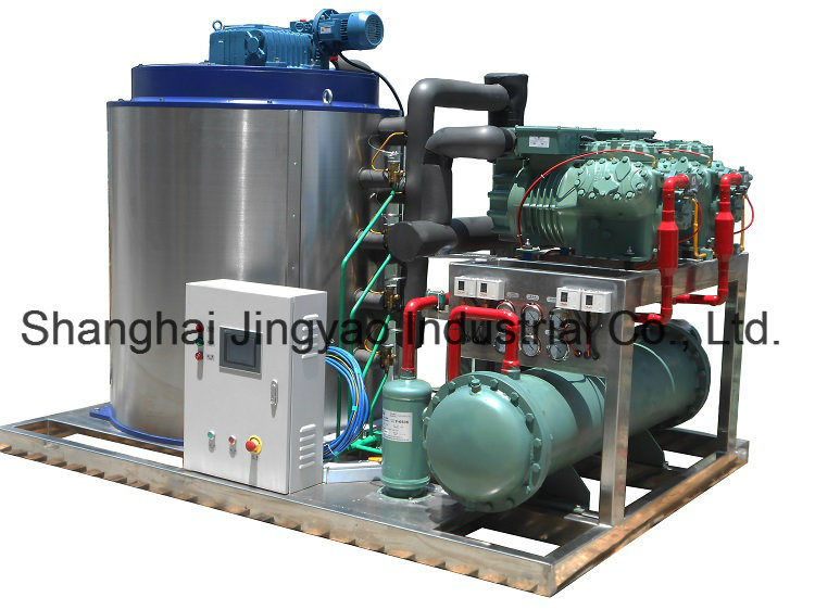 Seawater Ice Making Machine for Fishing Vessel (Shanghai Factory)