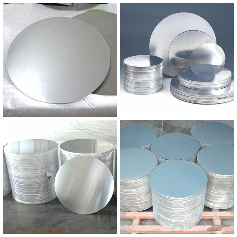 High Quality Cold Rolled 201 Aod Material Stainless Steel Circle