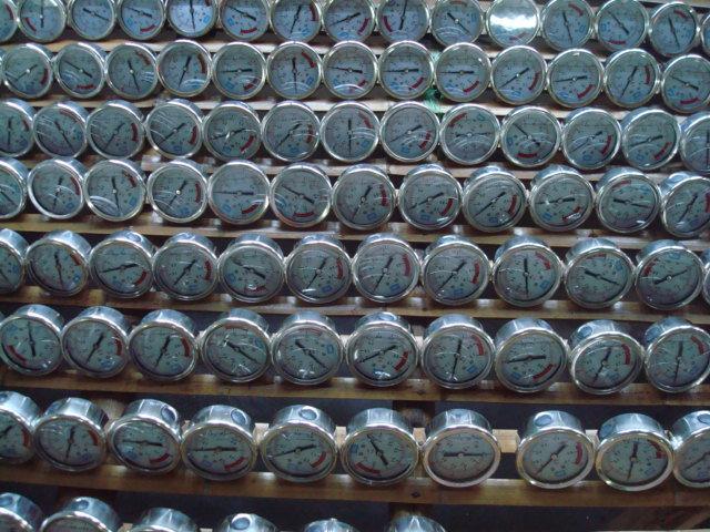 Stainless Steel Pressure Oil Gauge Water Meter Accessories