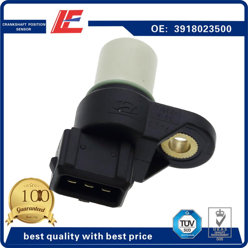 Auto Crankshaft Position Sensor Engine Speed Transducer Indicator Sensor Rpm Sensor 3918023500, 3918023910, J5660300, V52-72-0092 for Hyundai, KIA