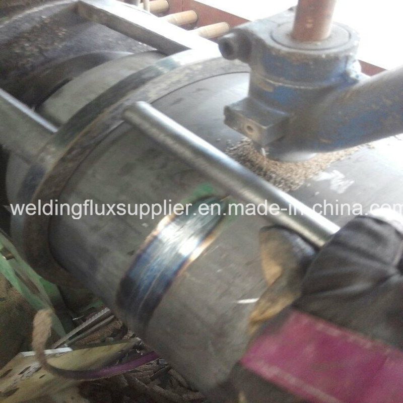 Saw Welding Fluxes Sj501 for LPG Cylinders