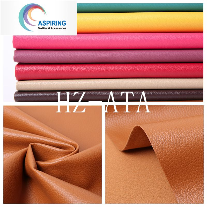 PVC Leather PU Leather Artificial Leather for Sofa