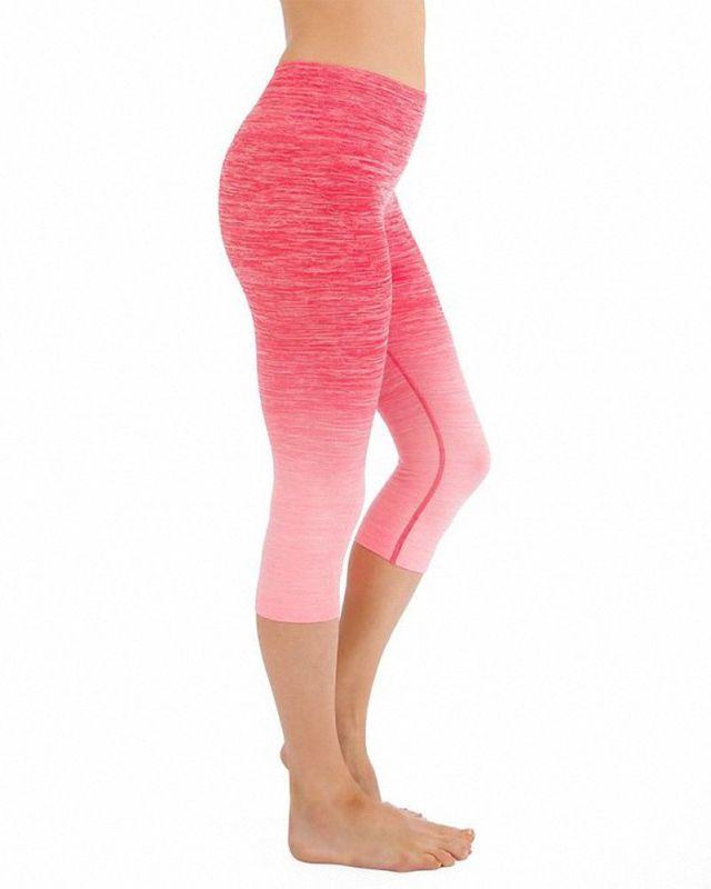 Apparel Women's Premium Quality Yoga Gym Workout Wear Cropped Pants