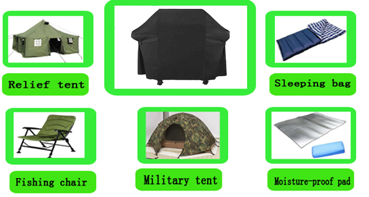 Customized Easily Cleaned and Heat Resistant Outdoor BBQ Covers