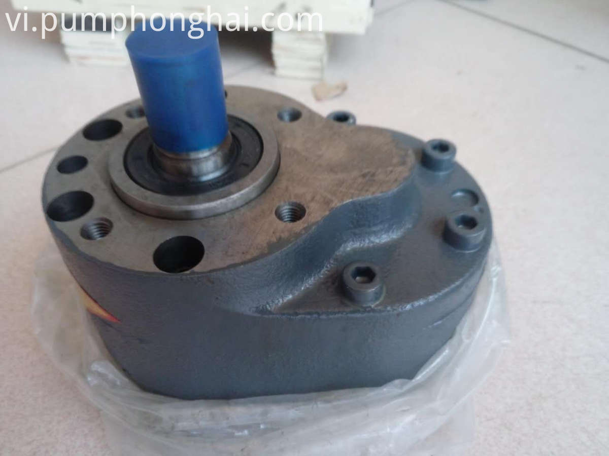 CB-B cast iron material mini gear pump