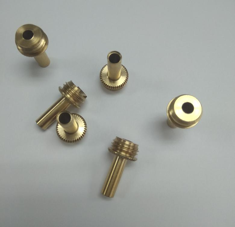 Copper H59 Brass C3602 CNC Turning Part Medical Equipment Component
