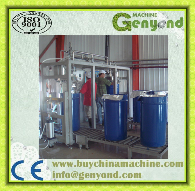 Fruit Paste Aseptic Filling Machine for Sale