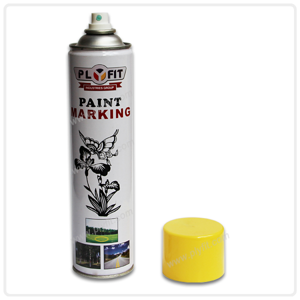 Luminescent Road Marking Spray Paint