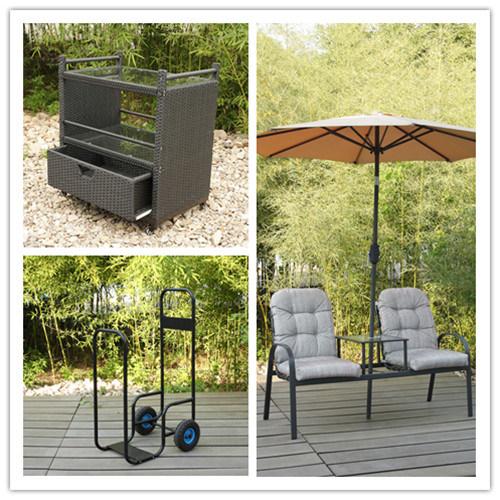 Rattan/Wicker Sun Lounge Beach Chair Outdoor Furniture Beach Chair