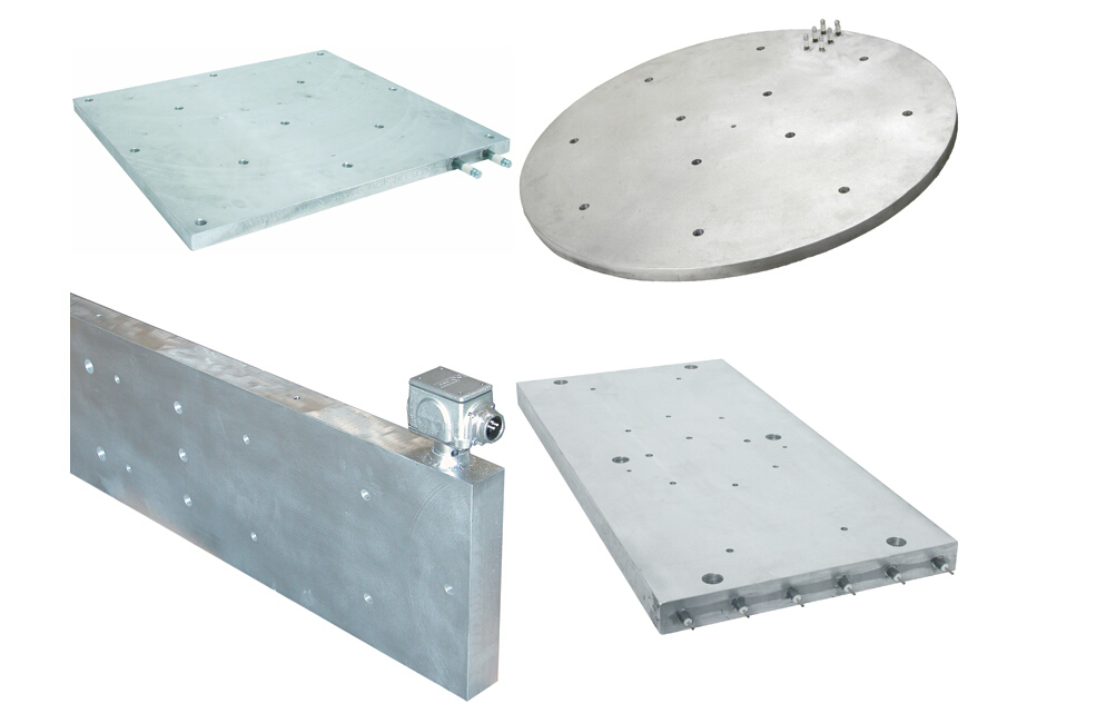 Cast Aluminum Plate Heater for Extruder Machine