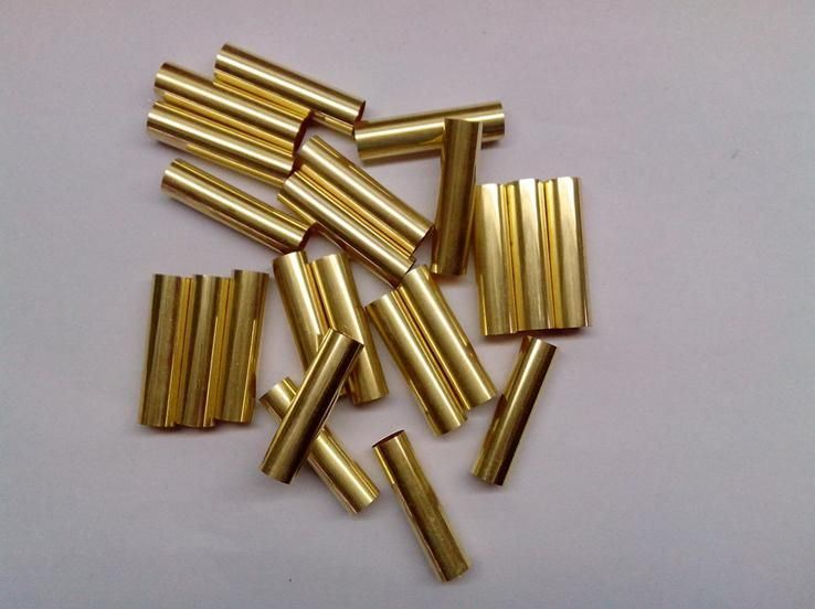 Cc381h High Quality Brass Tube for Metal