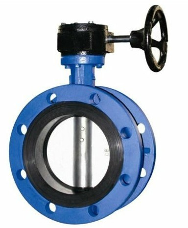 Ductile Iron Body Butterfly Valve