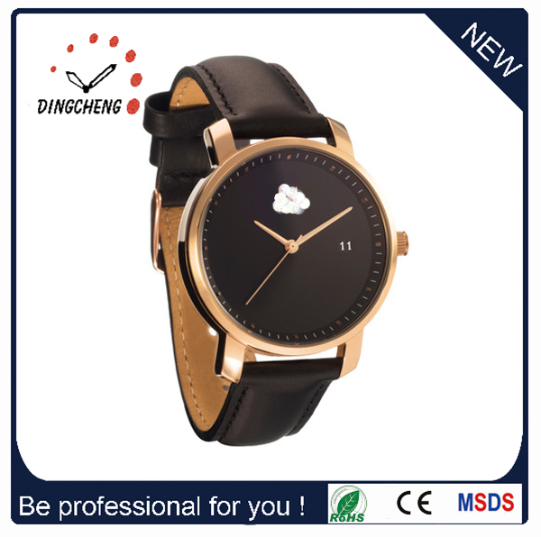 Fashion Watches Quartz Steel Wristwatch Ladies and Men's Watch (DC-560)