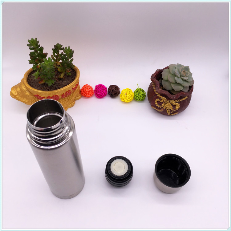 750ml Bullet Shape Vacuum Flask with Color Finishing