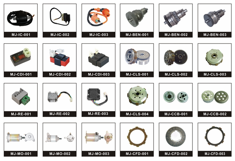 Motorcycle Parts Cdi for Cg125. Carg092ED, Titan Ate 2001