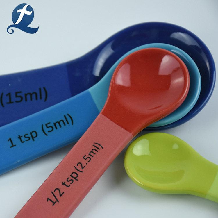 Colourful Small Spoon
