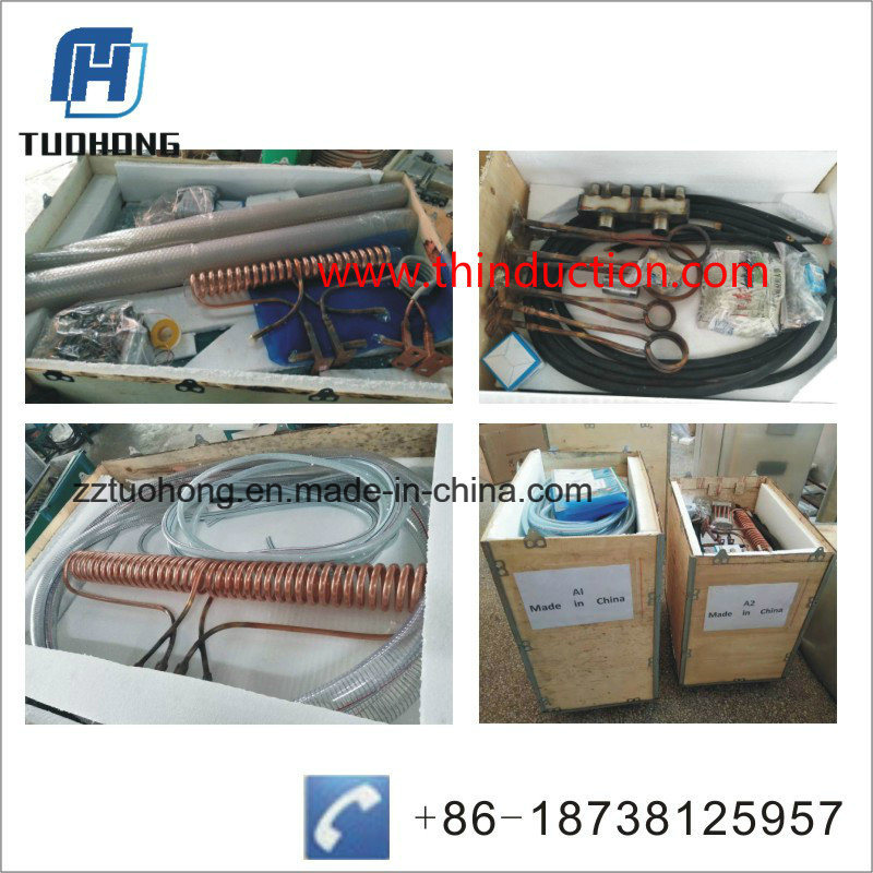 Easy Install and Operate Knife High Frequency Induction Heating Forging Machine