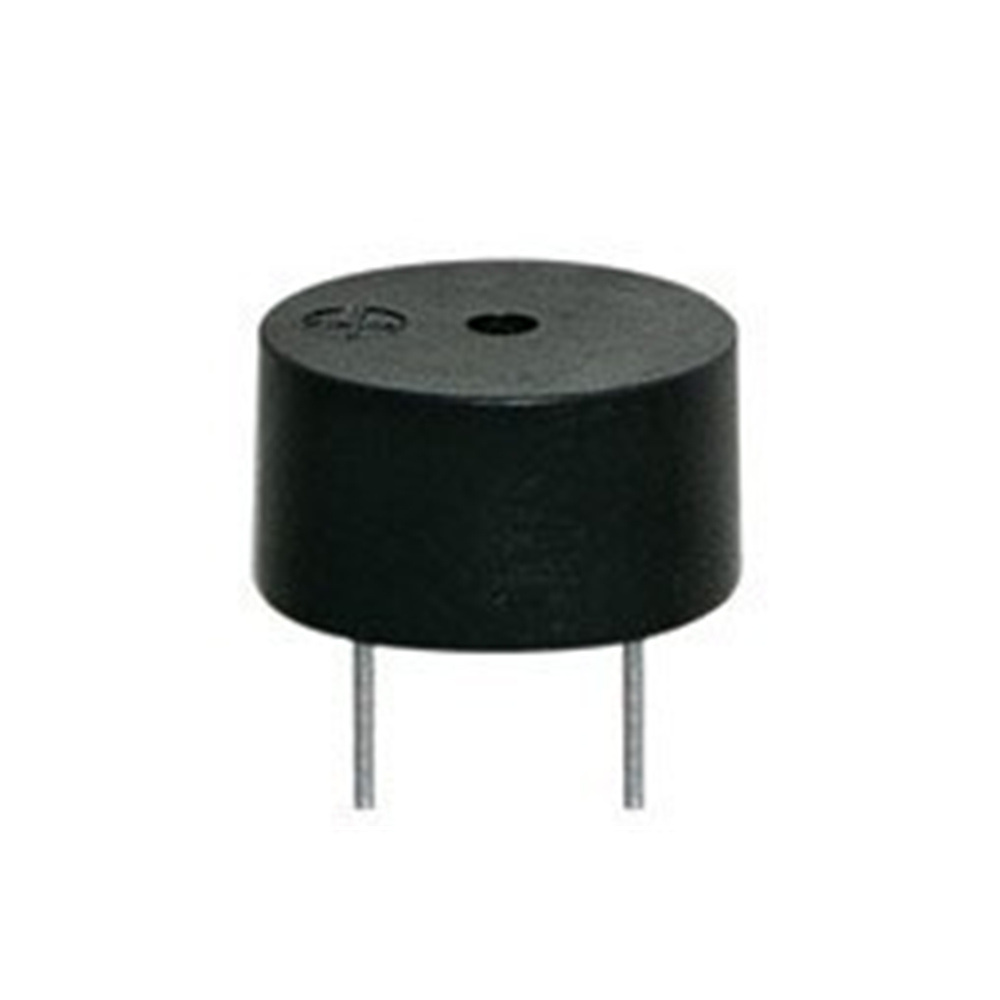 14mm 12V Self-Drive Piezo Buzzer with Pin for Household Appliances