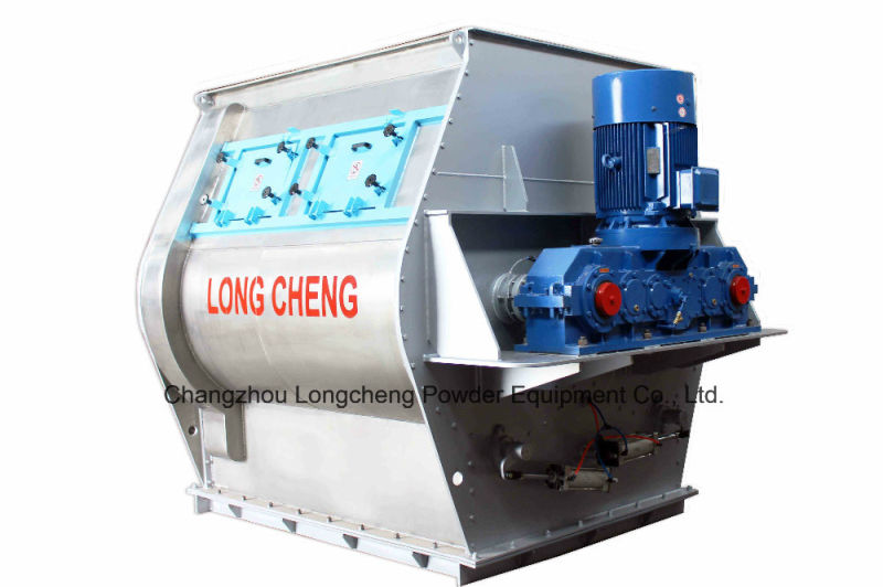 Double Shaft Agravic Mortar Mixer for Powder Mixing