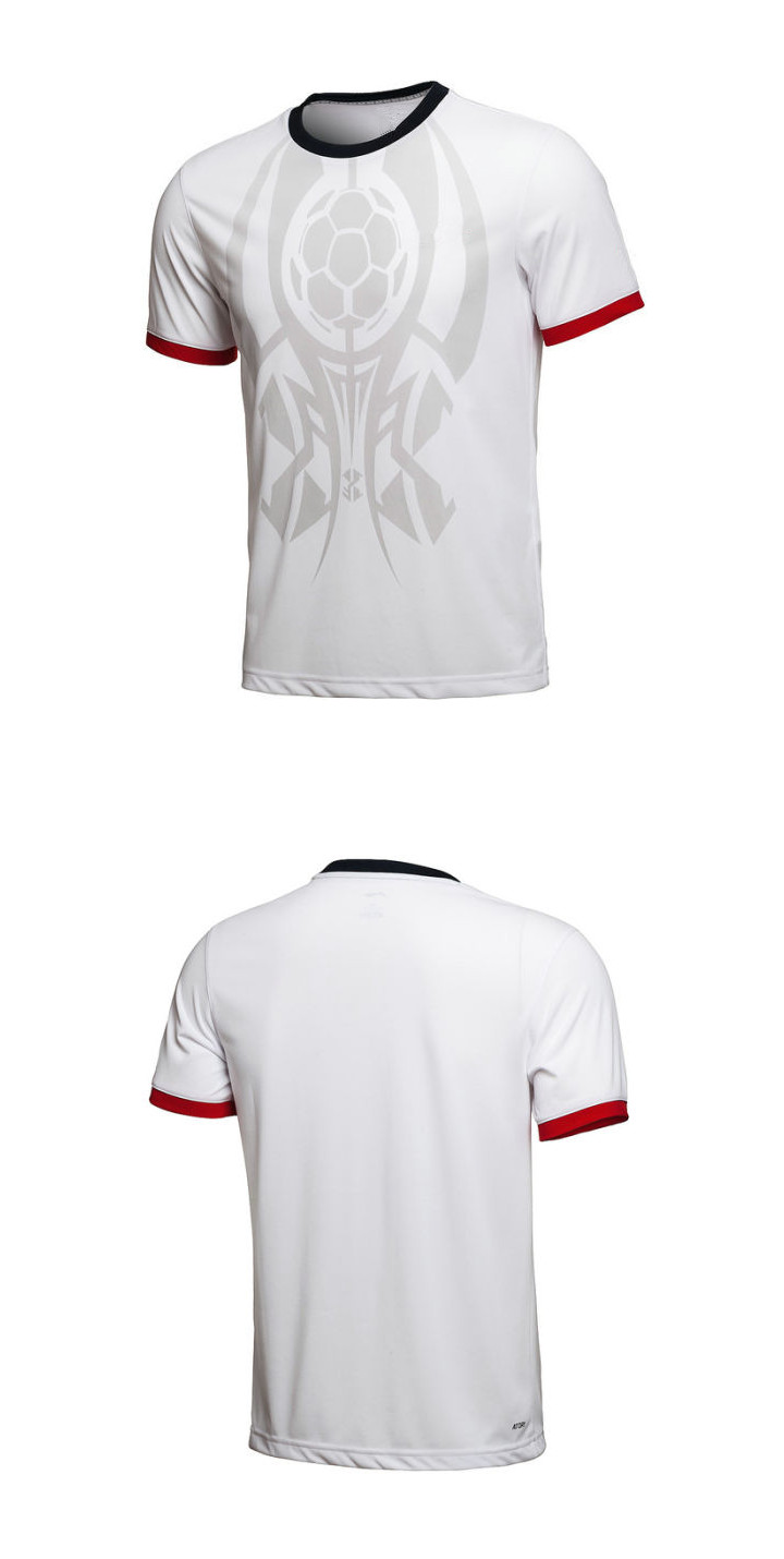 High Quality Latest Soccer Jersey with Cheap Price From China