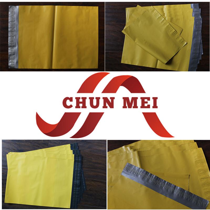 Adhesive Seal Customized Color Poly Garment Bag
