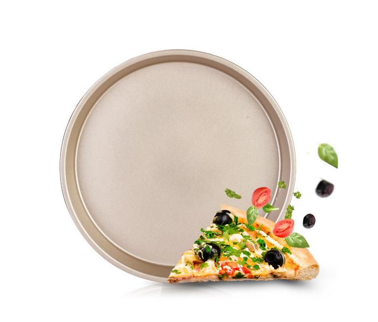 9-Inch Pizza Tray Pizza Pan. Round Bakeware Kitchenware