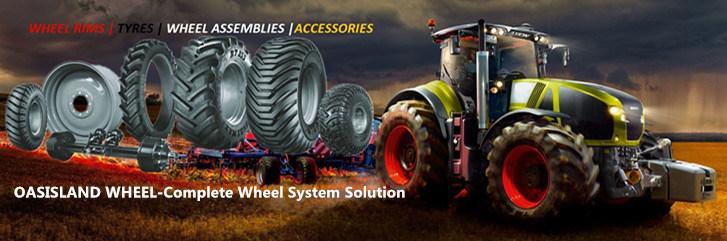 Professional Agricultural Farm Trailer Stub Axle/ Straight Axles