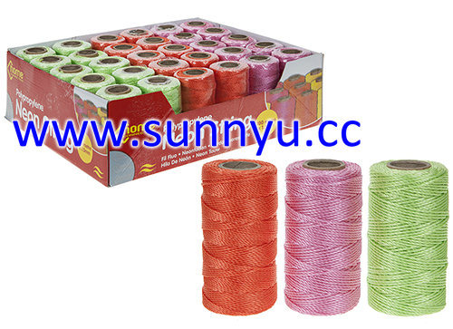Nylon Twine, PP Twine, Building Twine, Mason Twine Spool Packing