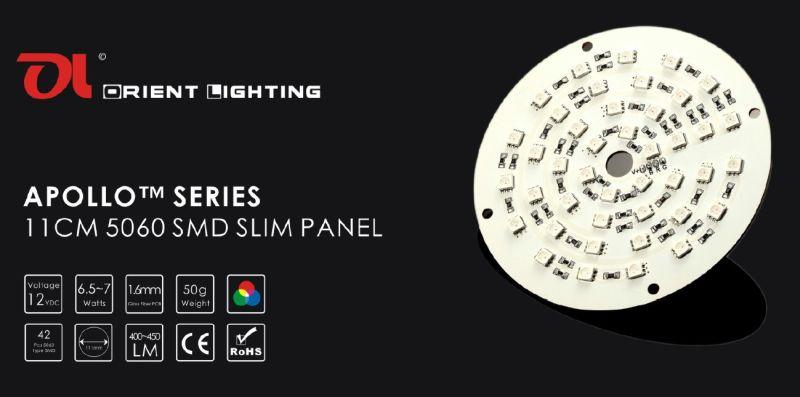 LED RGB Circular Panel as Lighting Source (SP11) LED Light