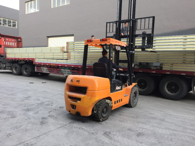 China Factory Price Cold Storage Car