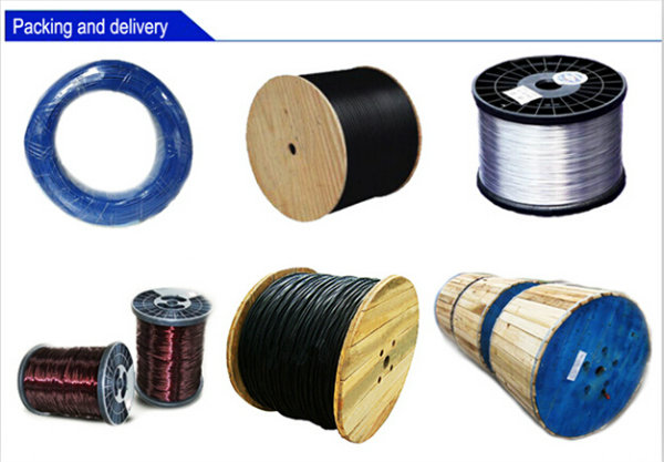 BS Standard Aluminium Stranded Conductor Steel Renforced Cable for Overheandline