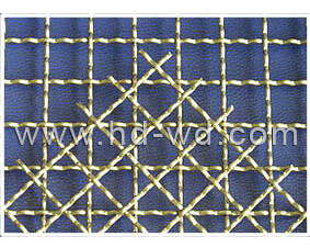 Crimped Wire Mesh with High Quality (SS316)