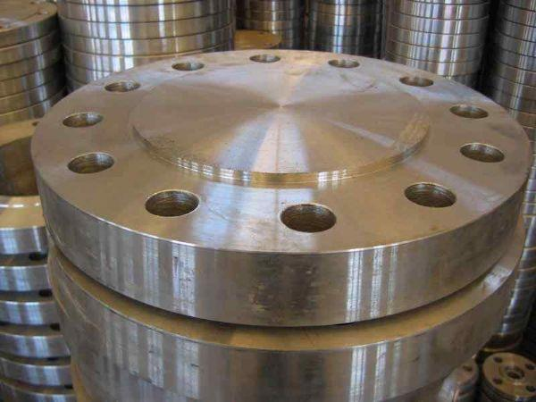 Stainless or Alloy Steel Blind Flange According to Drawings