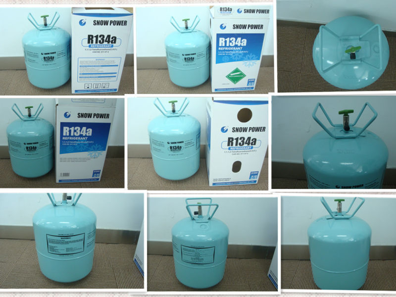 R134A Refrigerant Gas 13.6kg/30lb N. W. Snow Power Brand for Air-Conditioning