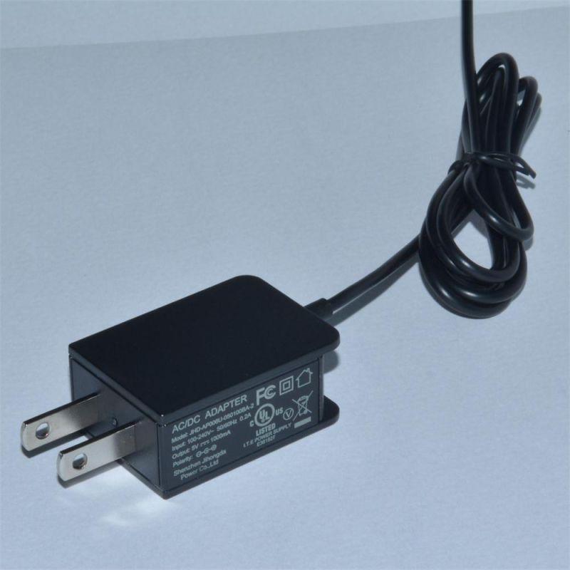 AC DC Power Adapter Charger 5V0.5A, 5V0.8A, 5V1a, 5V1.2A, 6V0.5A, 6V1a, 12V0.5A, 15V400mA