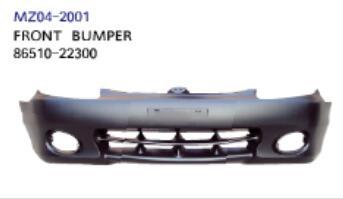 Car Rear Bumper for Toyota Prado