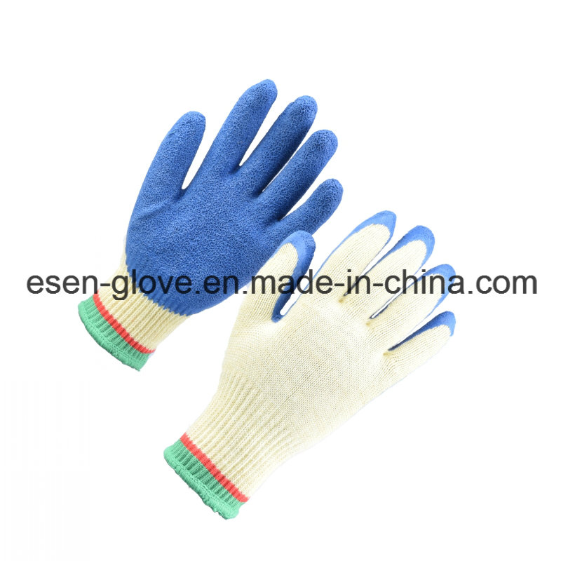 New Arrived Nitrile Coated Labor Protective Industrial Working Gloves