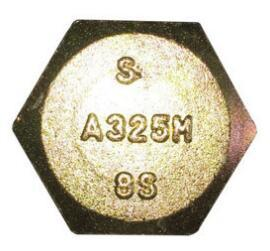 ASTM A325m Stainless Steel Heavy Hex Structural Bolts
