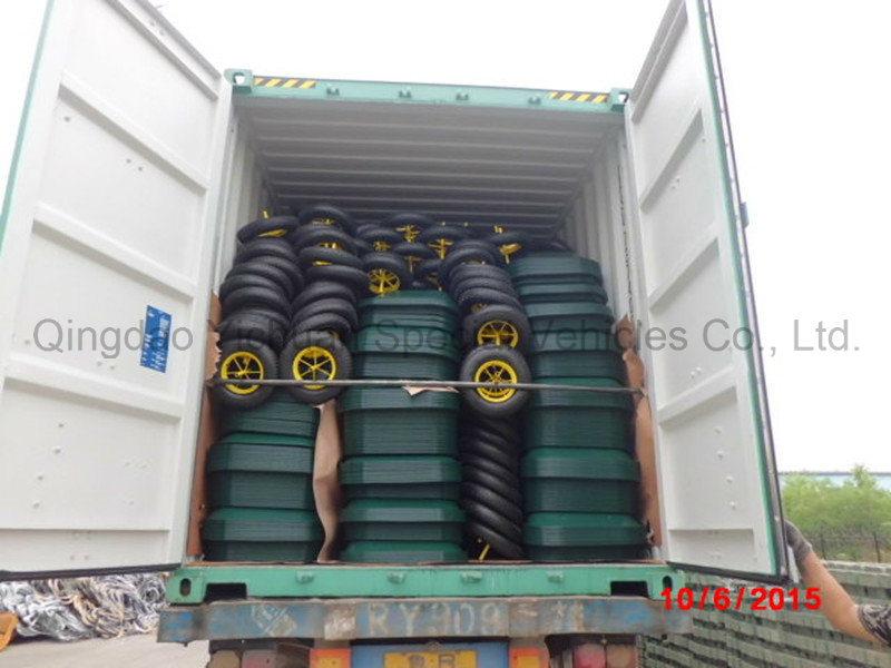 Wheel Barrow Tray