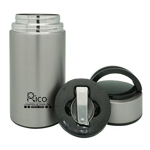 Stainless Steel Vacuum Food Jar with S/S Spoon 950ml