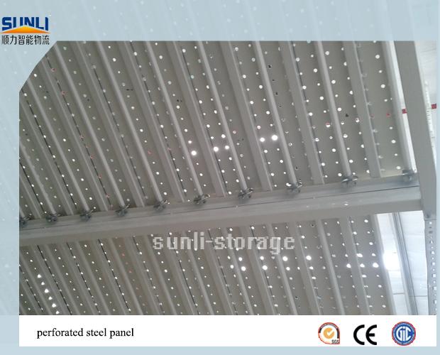 Multi Tier Adjustable Mezzanine Rack with 500kg for Warehouse Storage