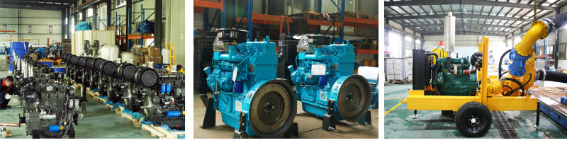 Diesel Self-Priming Lift Groundwater Control Pump
