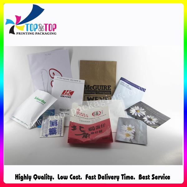 Wholesale OEM Foldable Christmas Paper Gift Bag