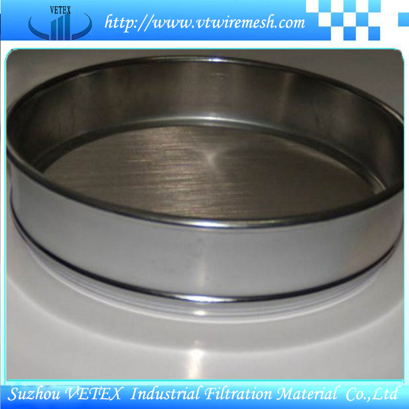 200mm 300mm Stainless Steel Test Sieves