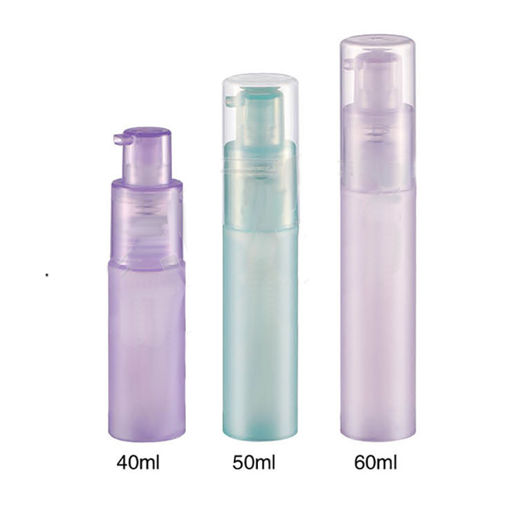 Personal Care Industrial Pet Cosmetic Foam Bottle with Foam Pump (NB240)