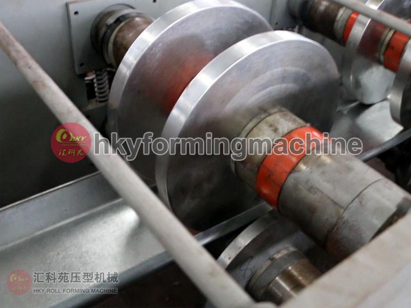 Steel Beam Z Purlin Making Machinery Gi Steel Strip Z Shaped Steel Profile Cold Roll Forming Machine