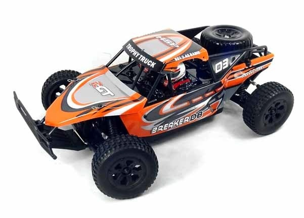 1/10 Scale 3CH Electric RTR 4WD Speed RC Car