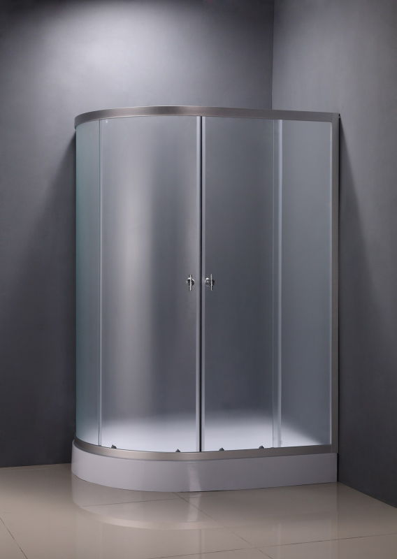 Ce ISO9001 2008 Rectangle Shower Cubicle (ADL-8026L/R)